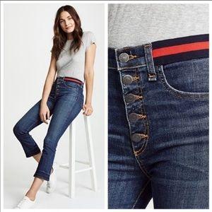"Veronica Beard Carolyn 10"" Baby Boot Jeans Size 29"